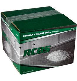 RCBS RCBS Formula 1 Case Cleaning Media, Walnut Shell, 5 Lb