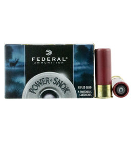 "Federal Federal 12 ge 2.75"" 1-1/4 Oz HP Rilfed Slug"