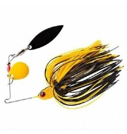 Booyah Spinnerbait, 1/8 oz, Grasshopper Booyah Pond Magic