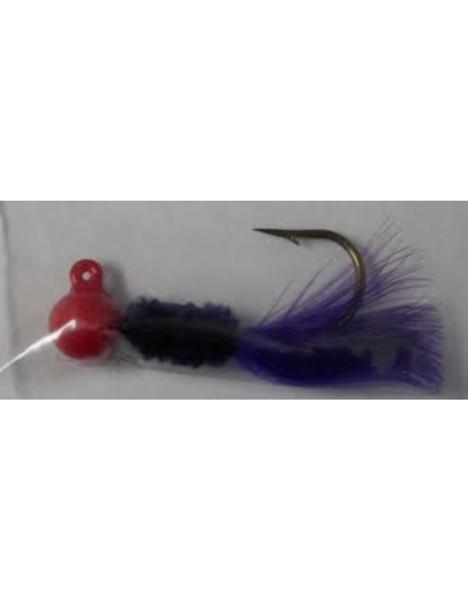 Clearwater Custom Jigs - 1/8 Oz. - Red and Purple