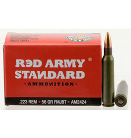 RED ARMY STANDARD Red Army Standard .223 Rem 56 Gr