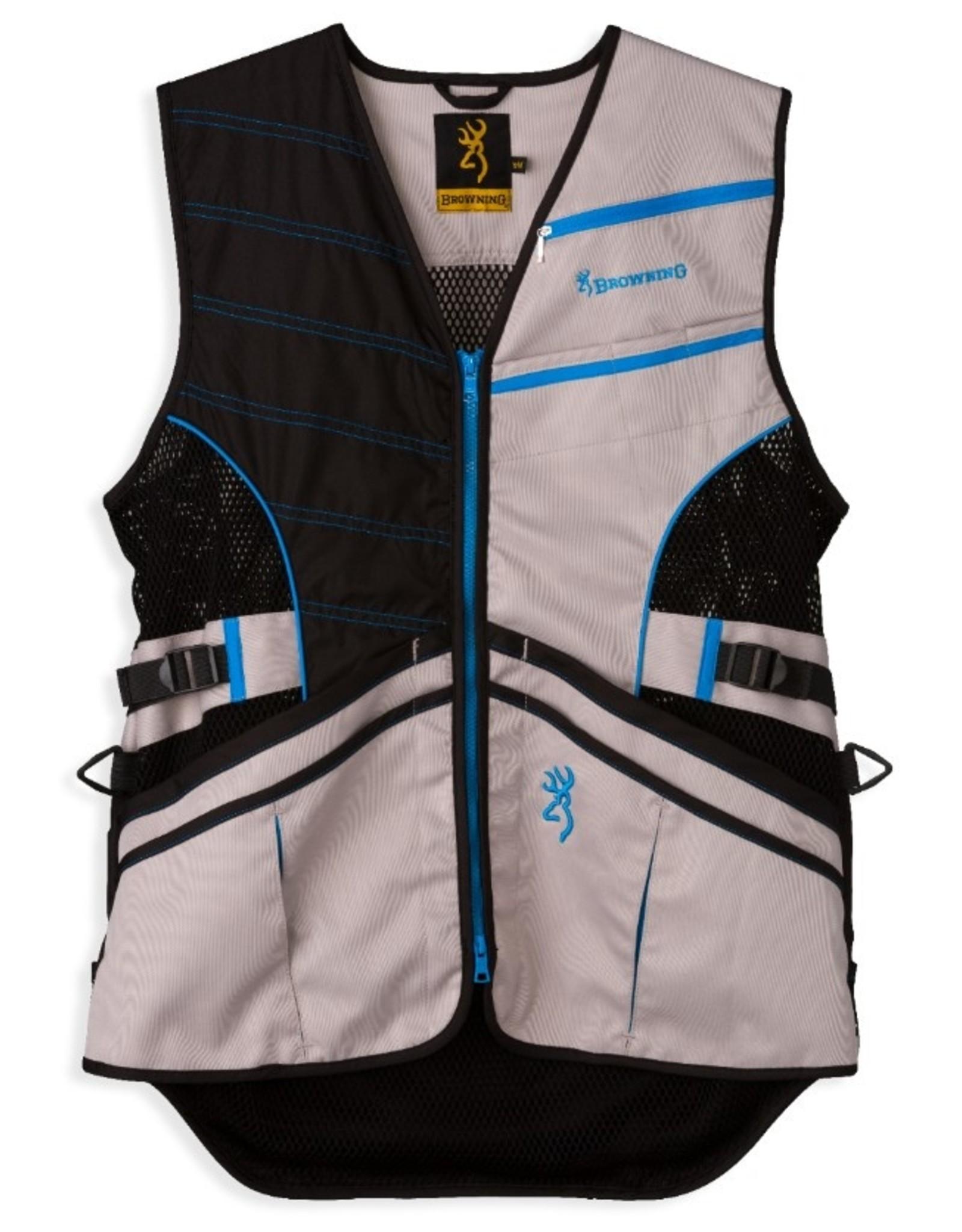 Browning Men's Ace Vest - Blue - LG