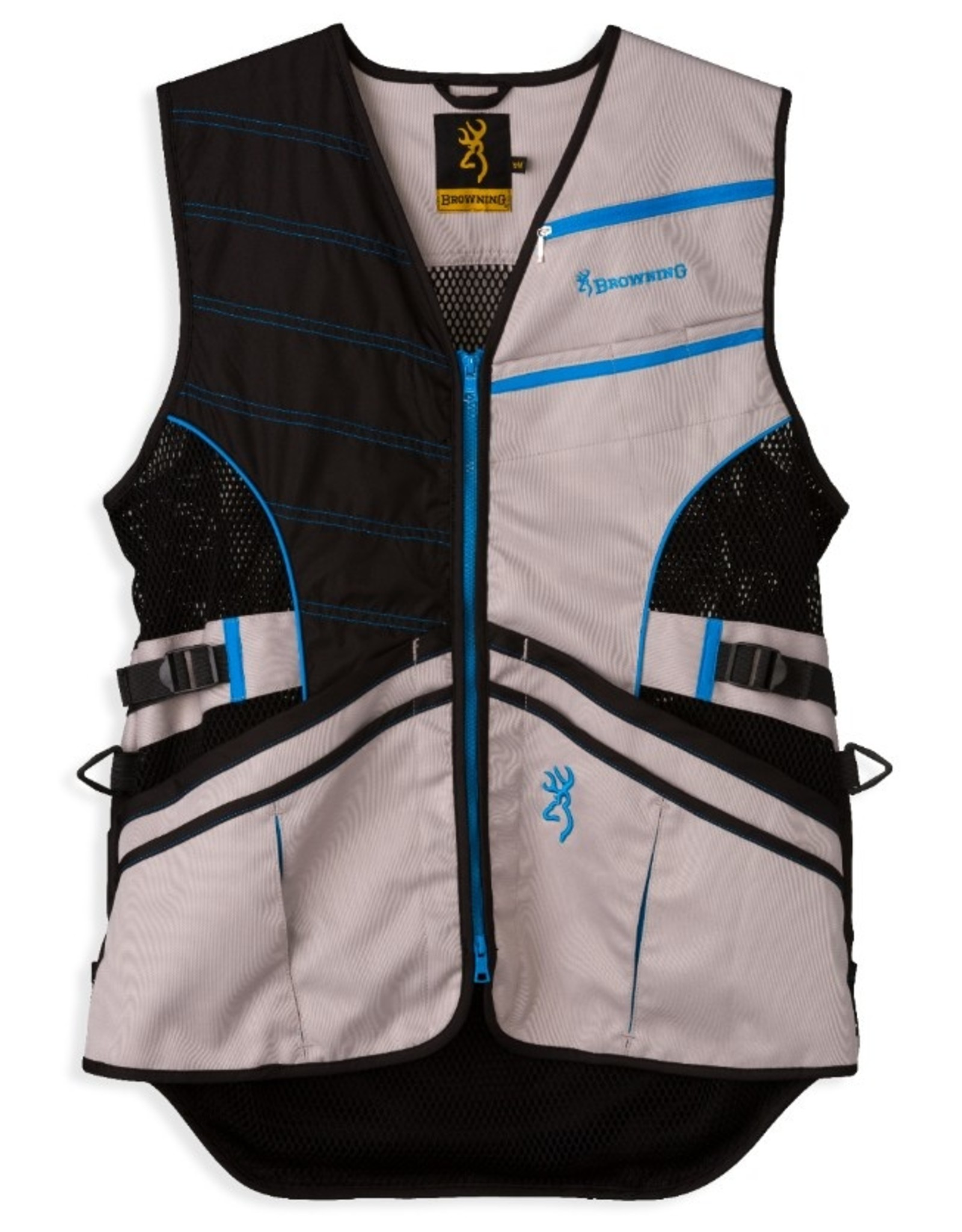 Browning Men's Ace Vest - Blue - XL