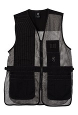 Browning Tapper Creek Vest Blk/Gry XL