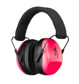 Buckmark II Hearing Protection for Her - Pink