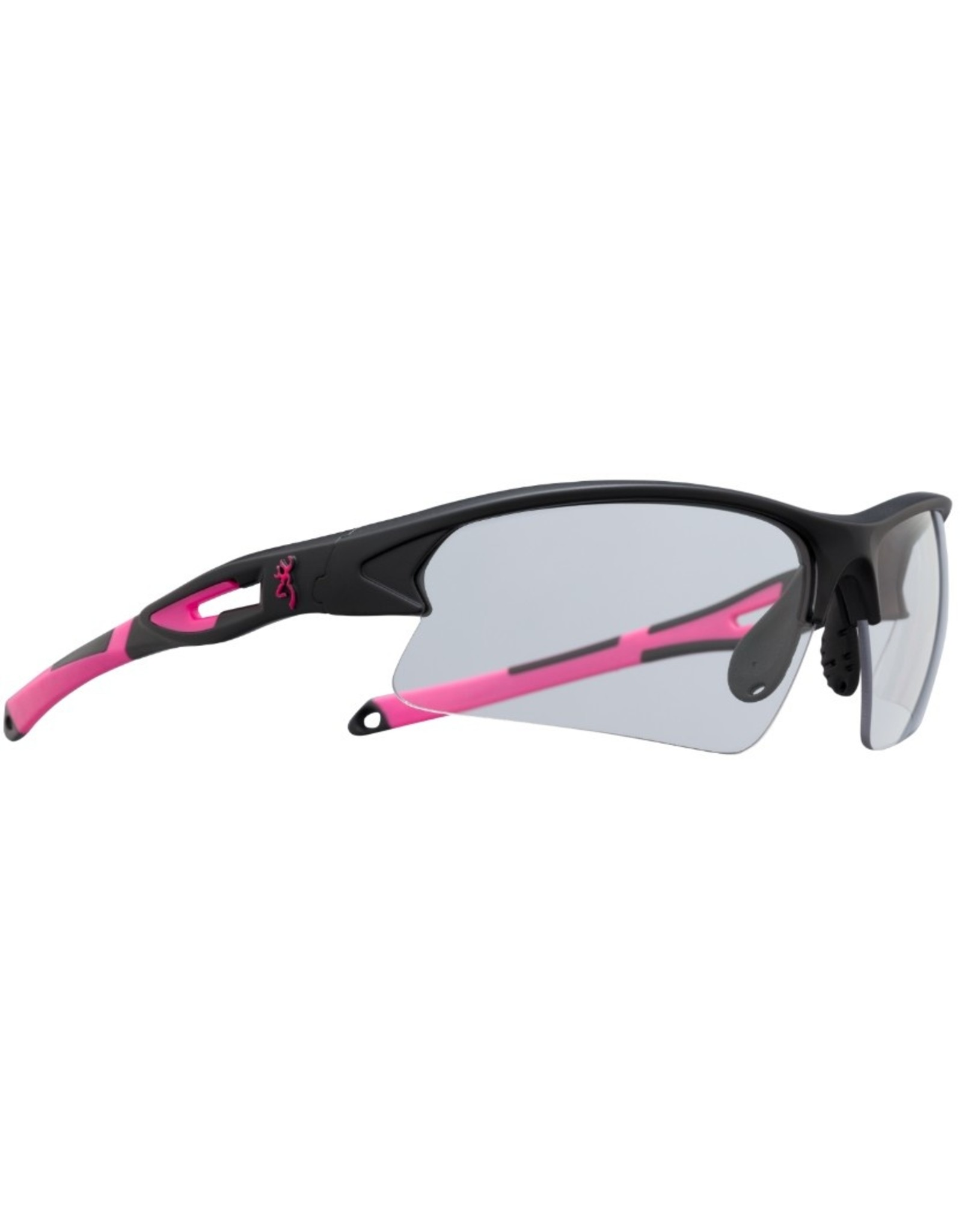 Browning On-Point Shooting Glasses - Pink