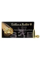 SELLIER & BELLOT Sellier & Bellot 9MM, FMJ, 115 Gr, 50 Rnd