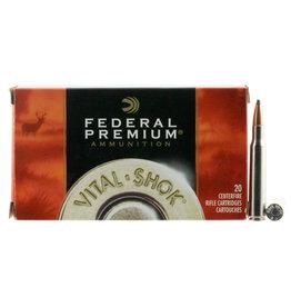 Federal Federal Vital-Shok .300 Win Mag 165 gr Trophy Bonded Tip - 20 Rounds