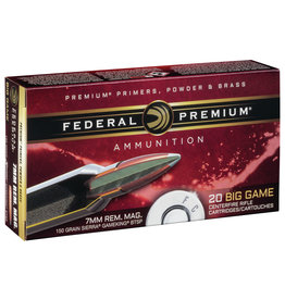 Federal Federal Vital-Shok 7mm Rem Mag 150 gr Sierra Gameking BTSP