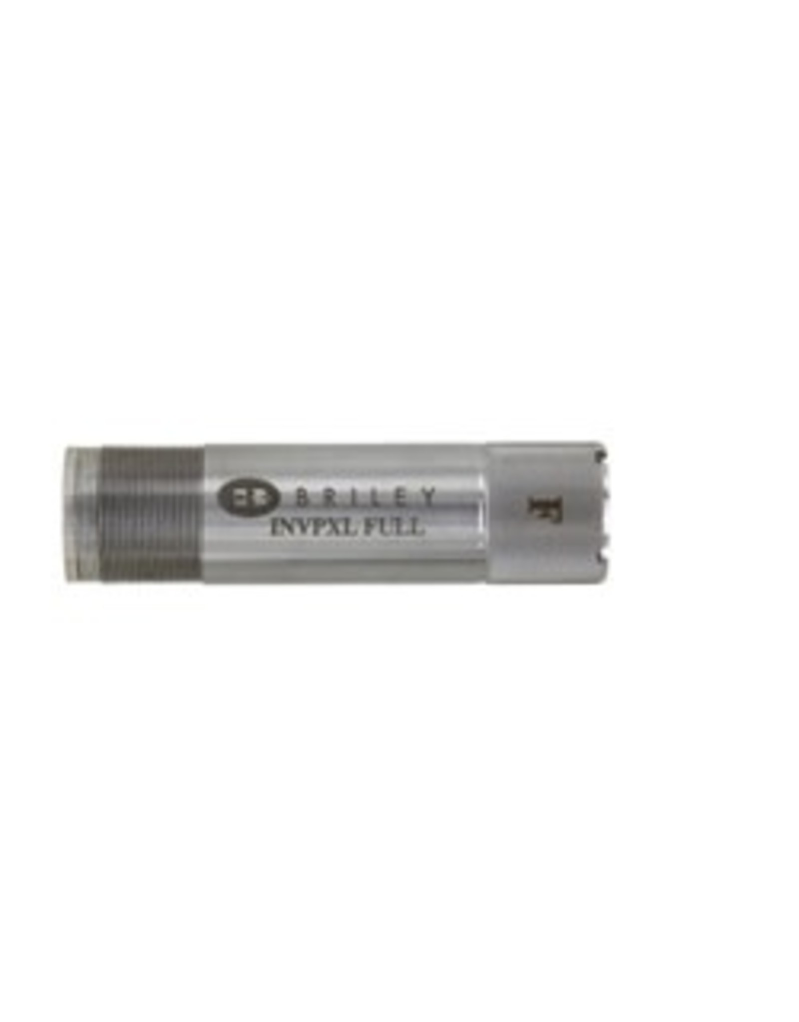 Briley Briley 12 Ga Ext Stainless Browning Invector Plus - Improved Cylinderlus -