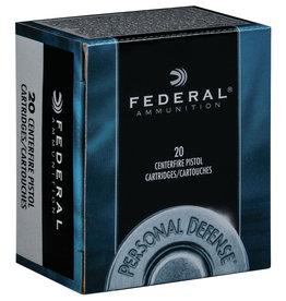 Federal Federal Personal Defense .357 Mag 125 Gr JHP