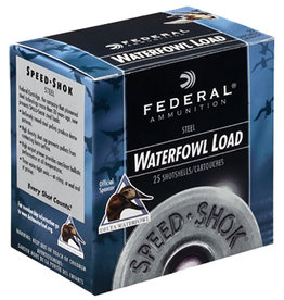 "Federal Federal Waterfowl Load 16 ga 2-3/4"" 15/16 Oz. #4 Steel"