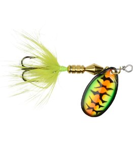 Wordens Sonic Rooster Tail 1/8 Oz. Fire Tiger