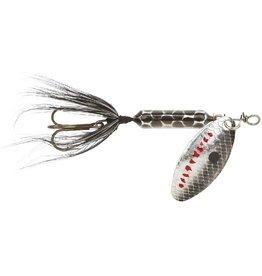 "Wordens Tail Spinner, 2 1/4"", 1/8 oz Wordens 208-MSBL Original Rooster"
