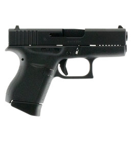 "GLOCK Glock 43 9mm 3.25"" bbl 6 Rnd"