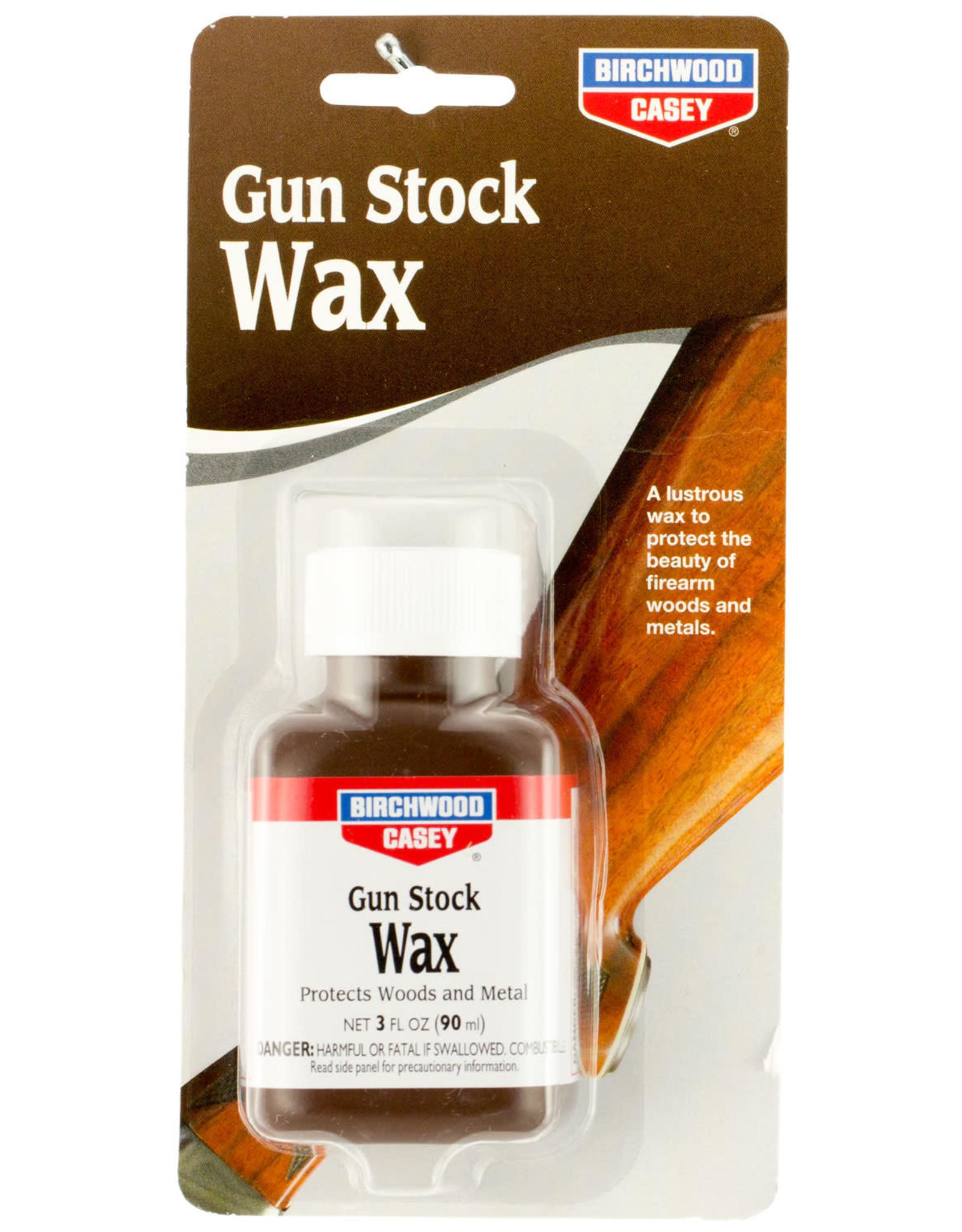 BIRCHWOOD CASEY Birchwood Casey  Gun Stock Wax 3oz