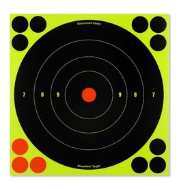 "BIRCHWOOD CASEY BWC Shoot-N-See 6"" 12 Count"