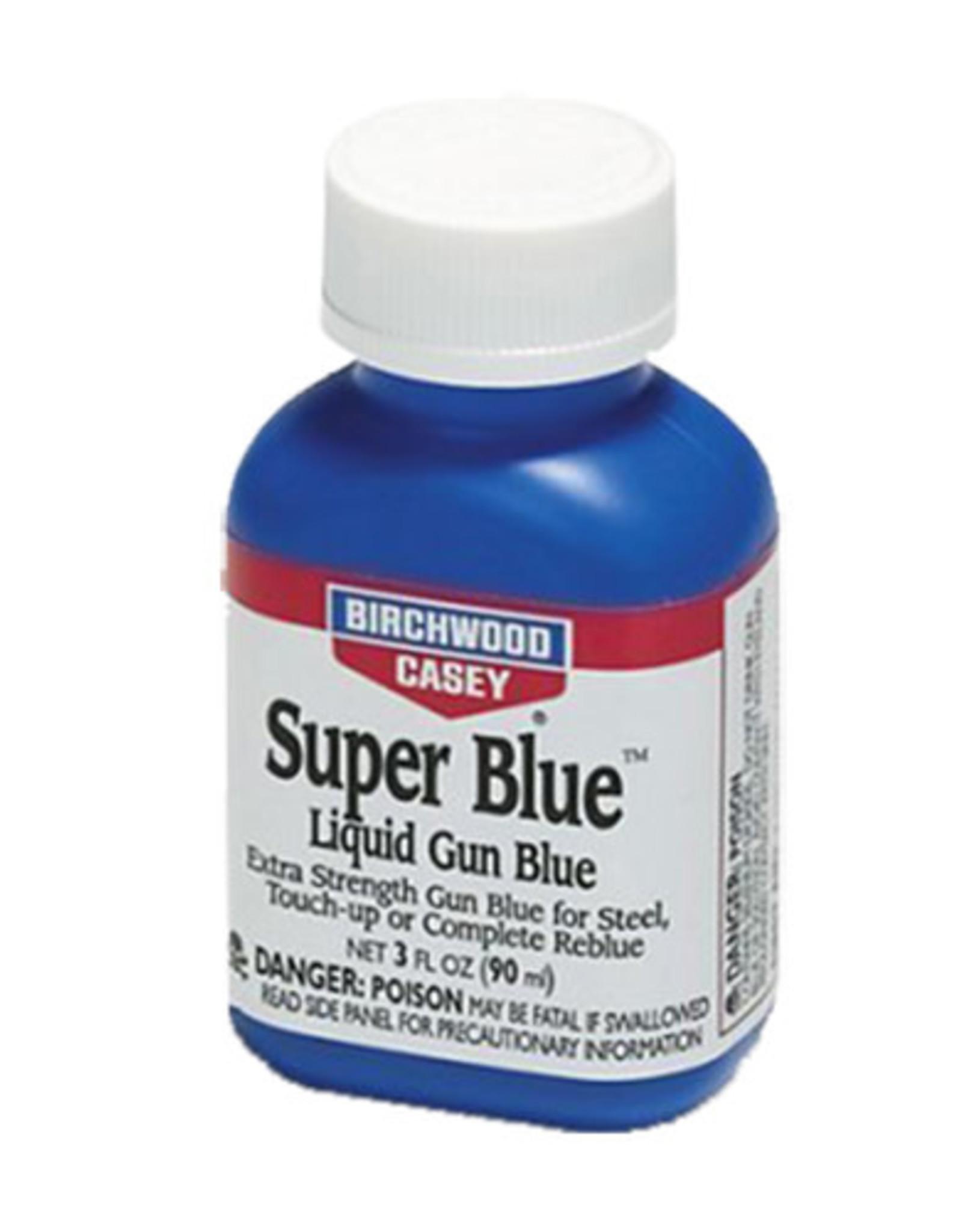 BIRCHWOOD CASEY BWC Super Blue 3 Oz.
