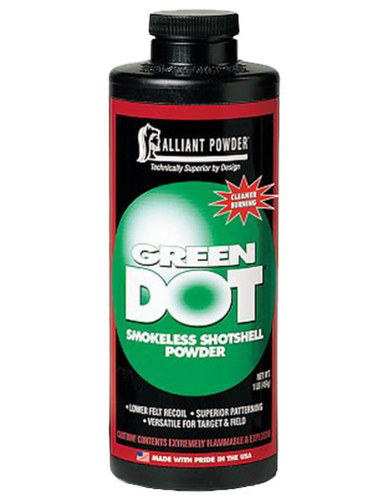 Alliant Alliant Green Dot 1 Lb.