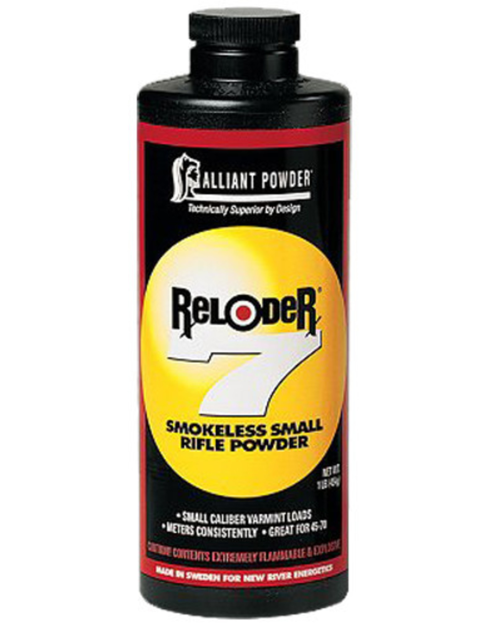 Alliant Alliant Reloder 7 - 1 lb.