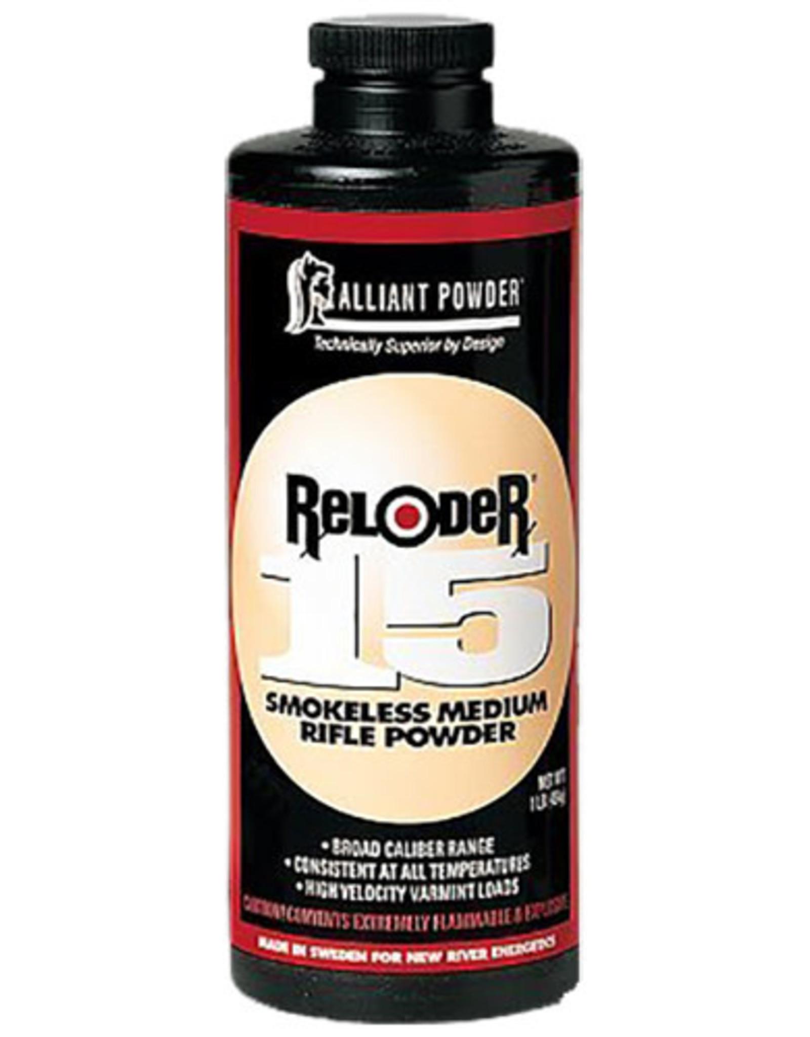 Alliant Alliant Reloder 15 - 1 lb.