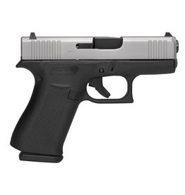 Glock G43X 9mm 10+1 w/ Stainless Slide