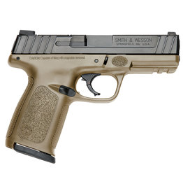 SMITH & WESSON Smith & Wesson SD9 FDE 9mm 16 Rnd