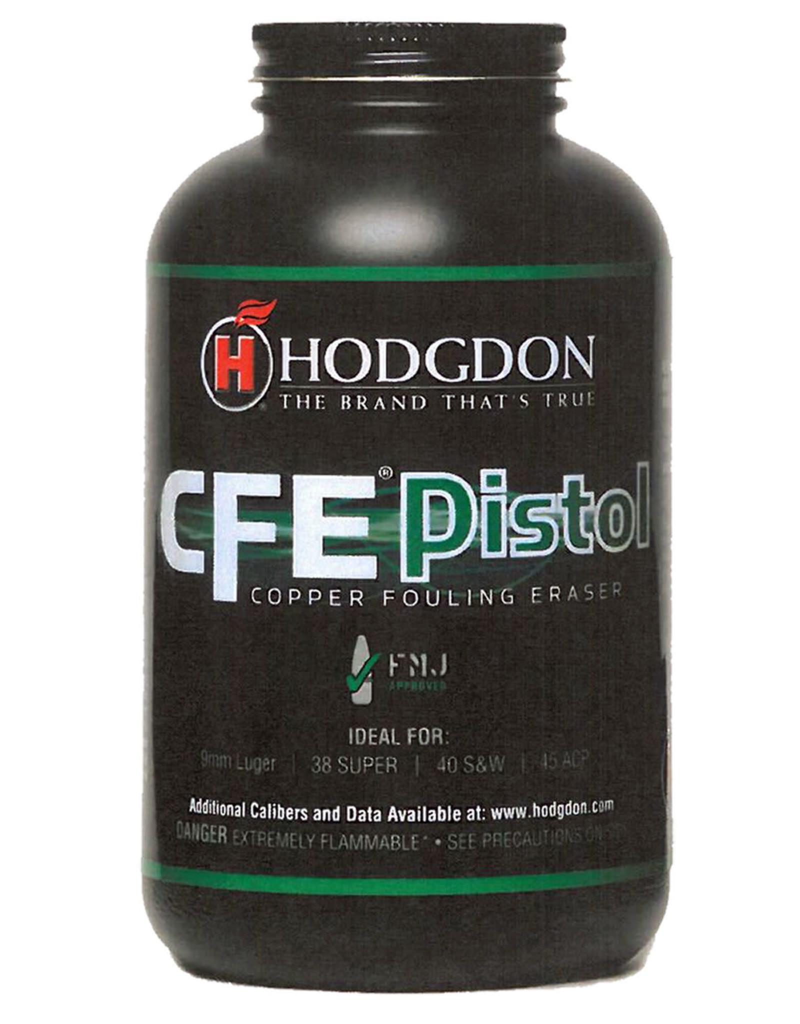 Hodgdon Hodgdon CFE Pistol 1#