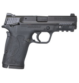 SMITH & WESSON Smith & Wesson M&P EZ Shield 380ACP W/ Thumb Safety