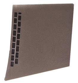 BUTLER CREEK Butler Creek Deluxe Slip-On Recoil Pad - Medium/Brown