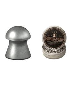 CROSMAN Benjamin .25 Cal (6.4mm) Domed Hunting Pellets - 200 Count