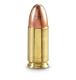 REMINGTON Remington 9mm 115 gr Range Ammo