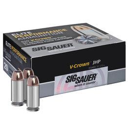Sig Sauer Sig Sauer V-Crown .44 Spl 200 Gr JHP