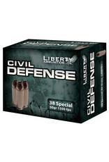 Liberty Civil Defense .38 Spl 50 Gr