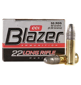 CCI CCI Blazer .22 LR 40 Gr LRN