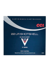 CCI CCI .22 LR Shotshell #12 Shot