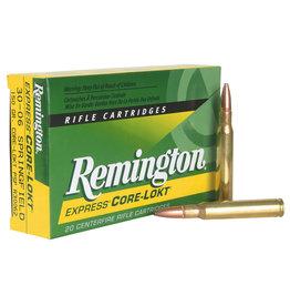 REMINGTON Remington Core-Lokt .250 Savage 100 GR PSP