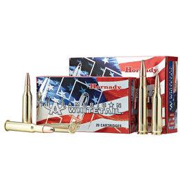 Hornady Hornady 7mm Rem Mag American Whitetail 139 gr, InterLock
