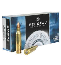 Federal Federal Power-Shok .243 Win 80 Gr SP - 20 Count
