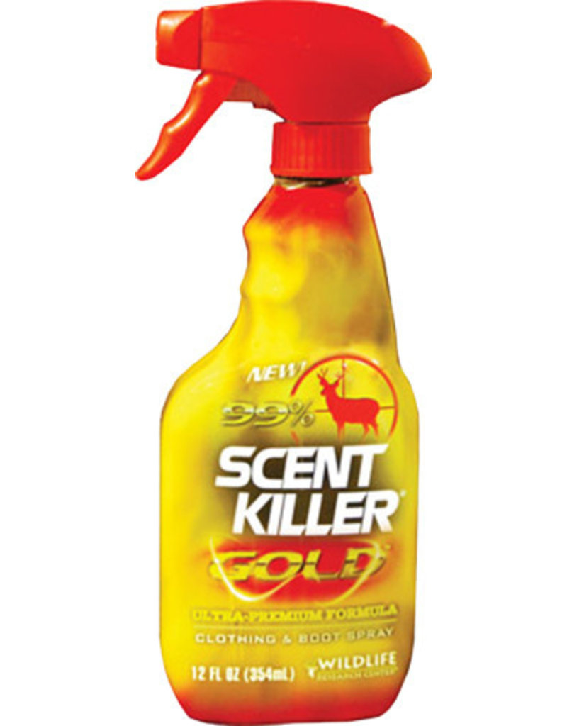 Wildlife Research Wildlife Research Scent Killer Gold , 12 FL OZ