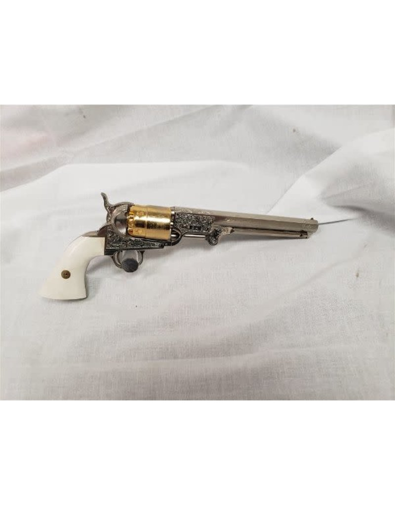F. Lli Pietta Black Powder 1851 Navy .44 Cal Un-fired