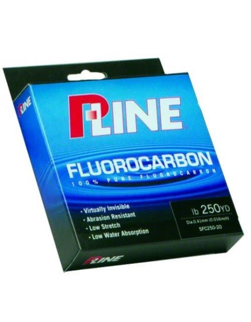 P-Line P-Line Soft Fluorocarbon Fishing Line 250Yd 8Lb, Clear