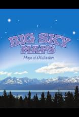 Big Sky Maps - Warren Quad
