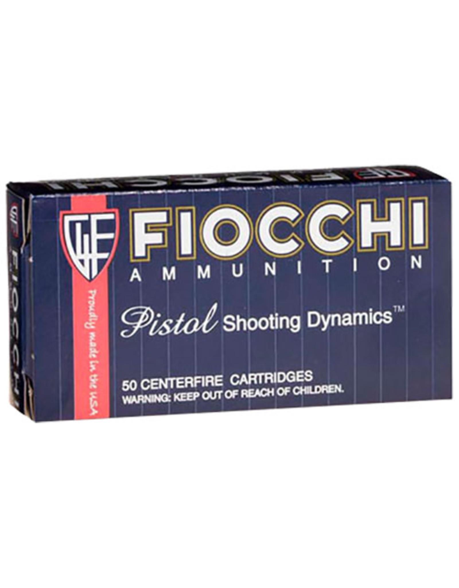 Fiocchi Fiocchi .357 Mag  SJSP 125 Gr - 50 Count