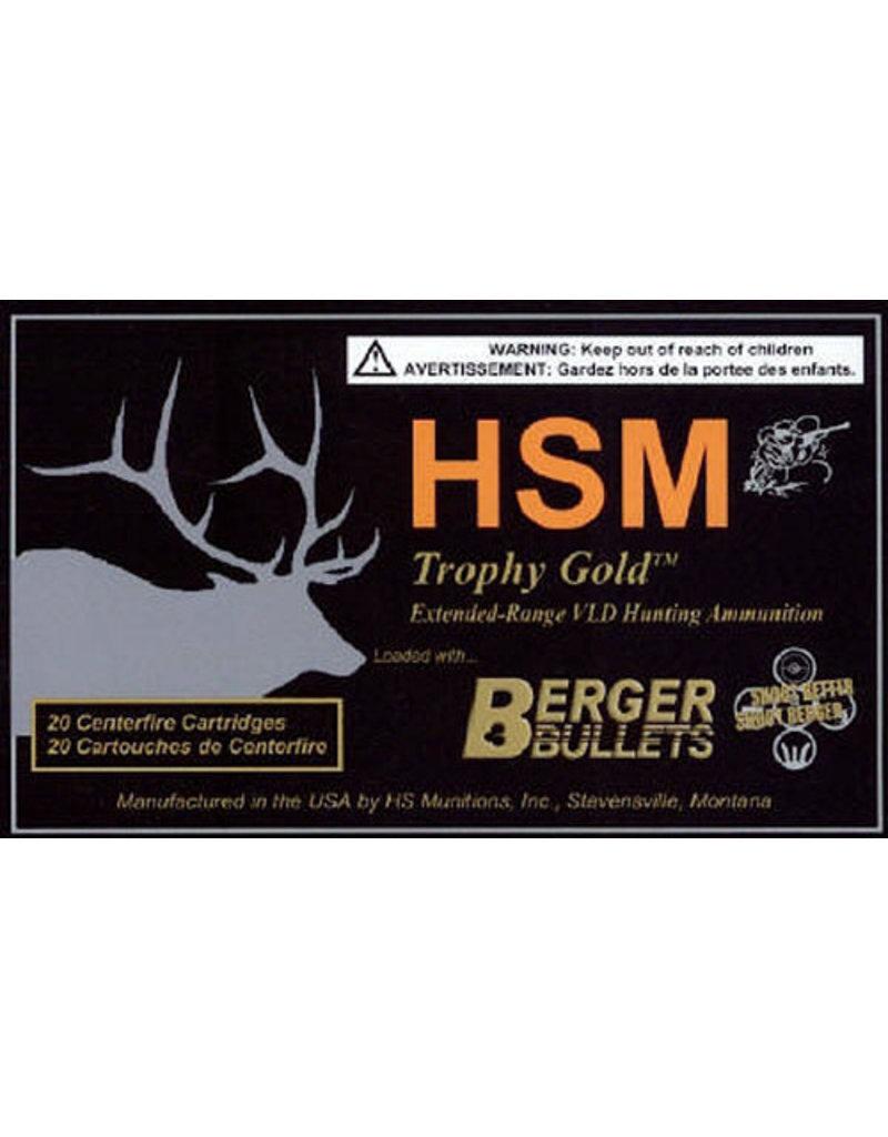 HSM HSM .257 Roberts 115 Gr HPBT - 20 Count