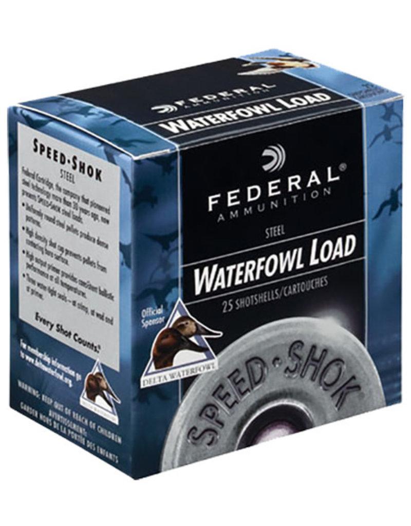 "Federal Federal Speed-Shok 10 Ga 3-1/2""  1-1/2 Oz. Sz. BB"