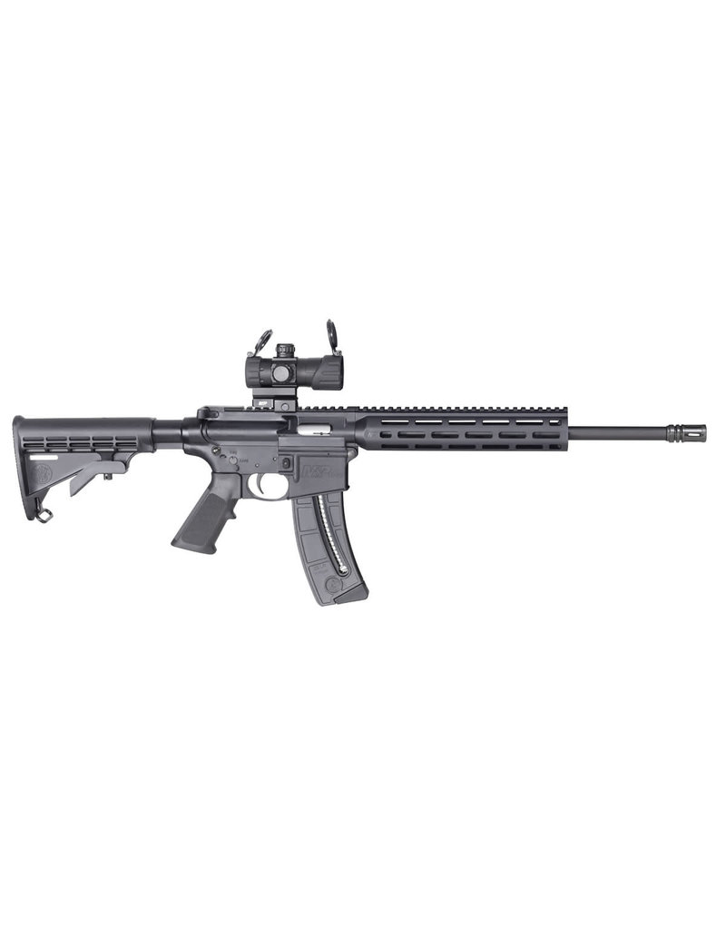 Smith & Wesson M&P 15-22 Sport w/ Red/Green Optic