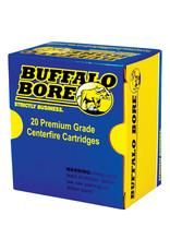 BUFFALO BORE AMMUNITION Buffalo Bore .45-70 Govt. 300 Gr FN - 20 Count