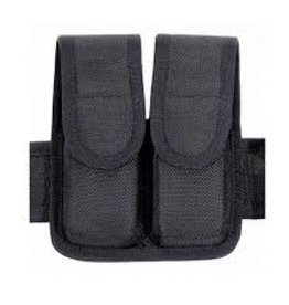 BLACKHAWK! Blackhawk Cordura Double Mag Pouch 9mm/40 Cal Black