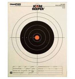 Champion Scorekeep Target 100 Yard Small Bore Rifle - 12 Count